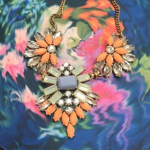 BNWOT 🌶🌵 J Crew beautiful statement necklace